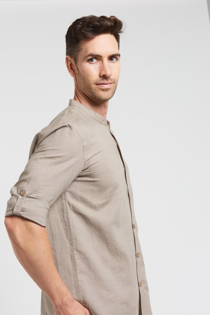 Hemp Grandpa Shirt