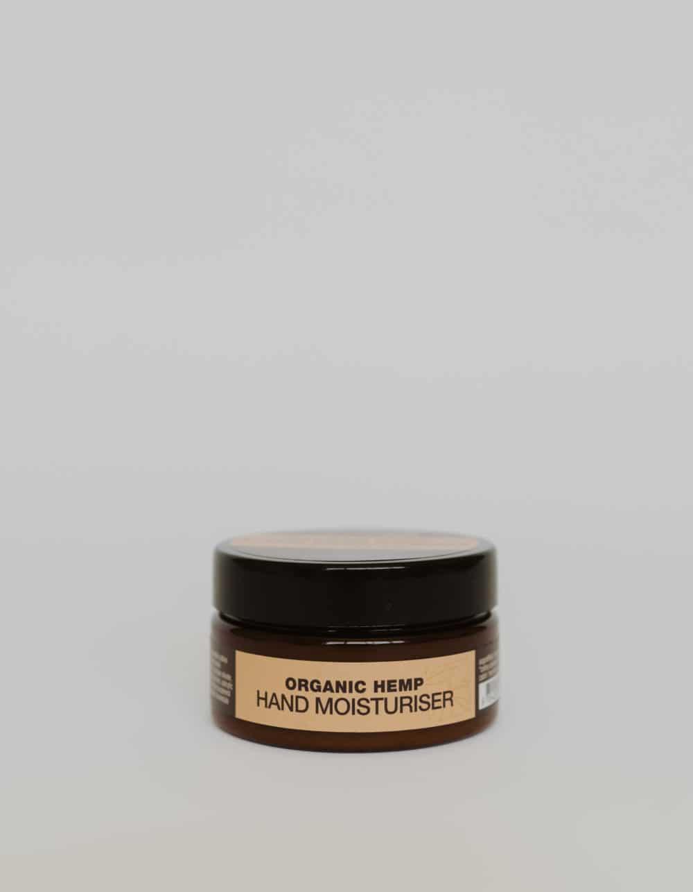 Organic Hemp Hand Moisturiser - 50g