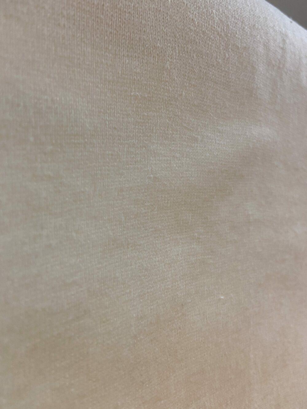 Raw Jersey Knit Hemp Fabric