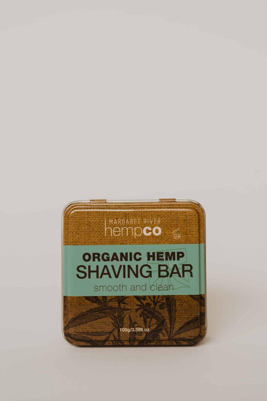 Hemp Shaving Bar
