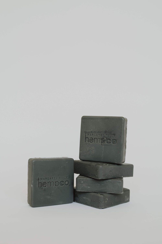 Handmade Hemp Soap Bar