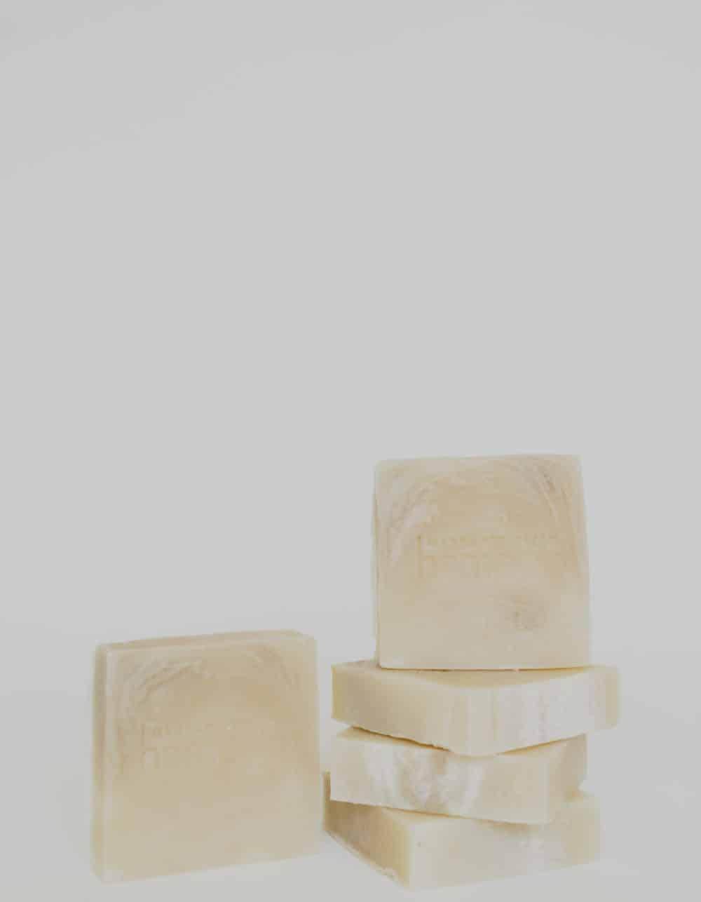 Organic Hemp Soap Bar - West Indian Lime & Rose Geranium