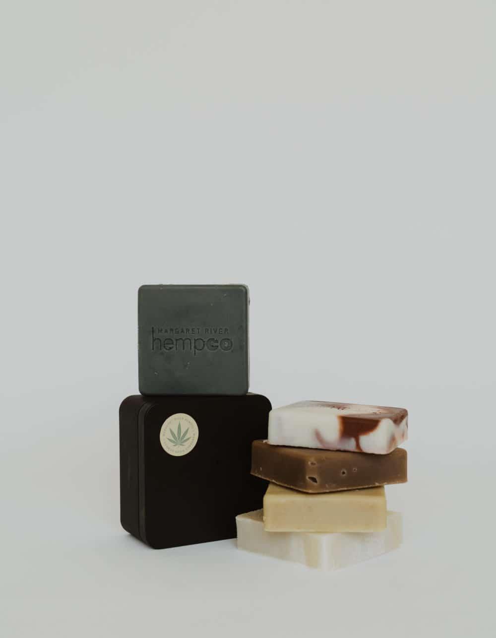 Hemp Soap - Pack of 5
