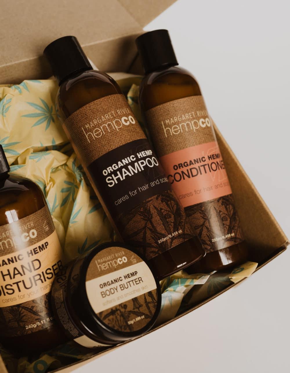 Hemp Basics Gift Box