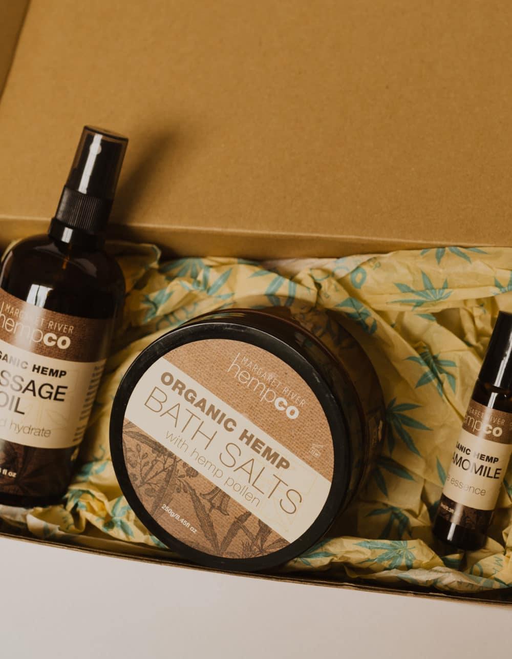 Hemp Relaxation Gift Box