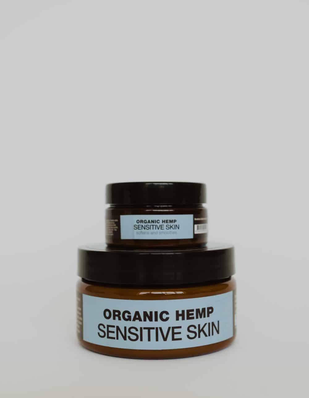 OrganicHemp Moisturiser for Sensitive Skin - 50g