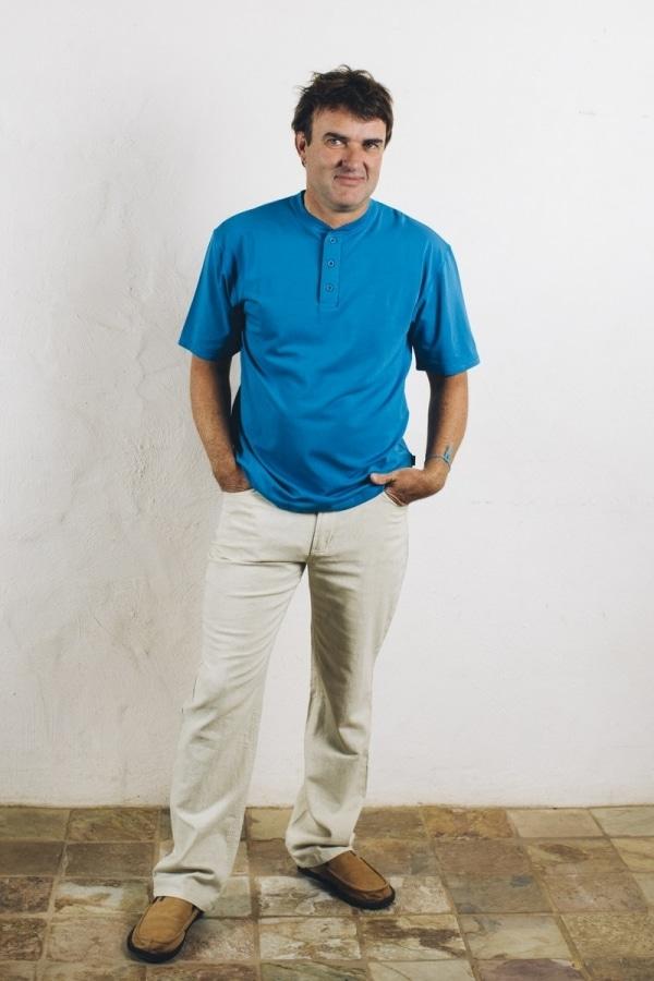 Men's Bamboo Grandpa T-Shirt