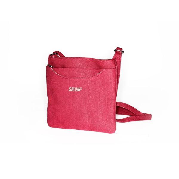 """""""The Mini"""" Hemp Shoulder Bag"""