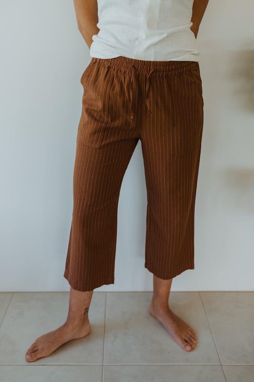 Ladies Hemp Pants