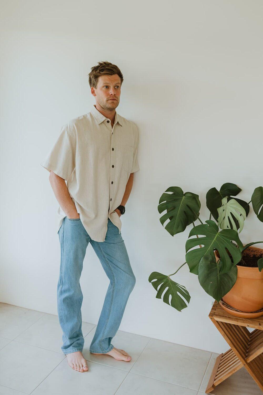 Men's Hemp Jeans
