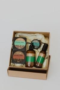 Men's Hemp Gift Box