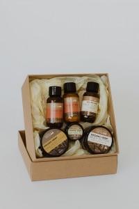 Hemp Body Care Gift Box