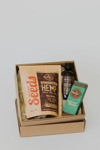 Hemp Food Gift Box