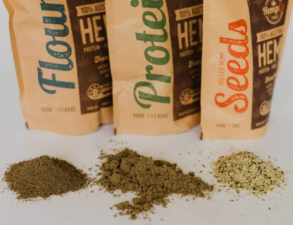 Hemp Protein - Hemp Seed - Hemp Flour