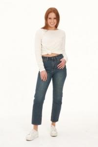 Ladies Hemp Jeans
