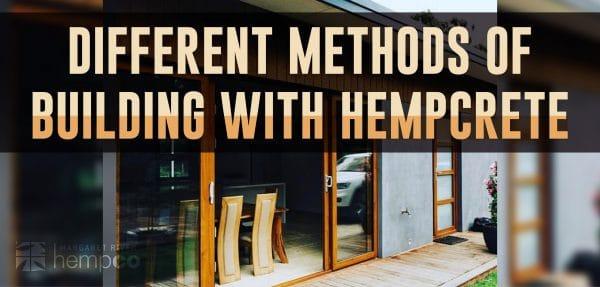 Building with Hempcrete: Hemp Education