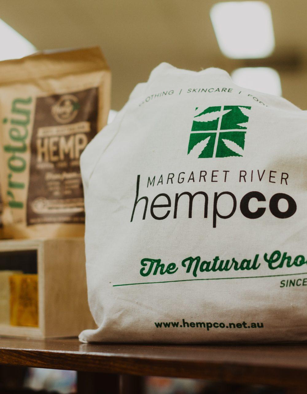 Reusable Hemp Shopping Bag