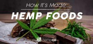 How Hemp Foods are Made