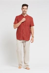 Men's 100% Hemp Grandpa Shirt