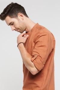 Men's Hemp Grandpa Shirt