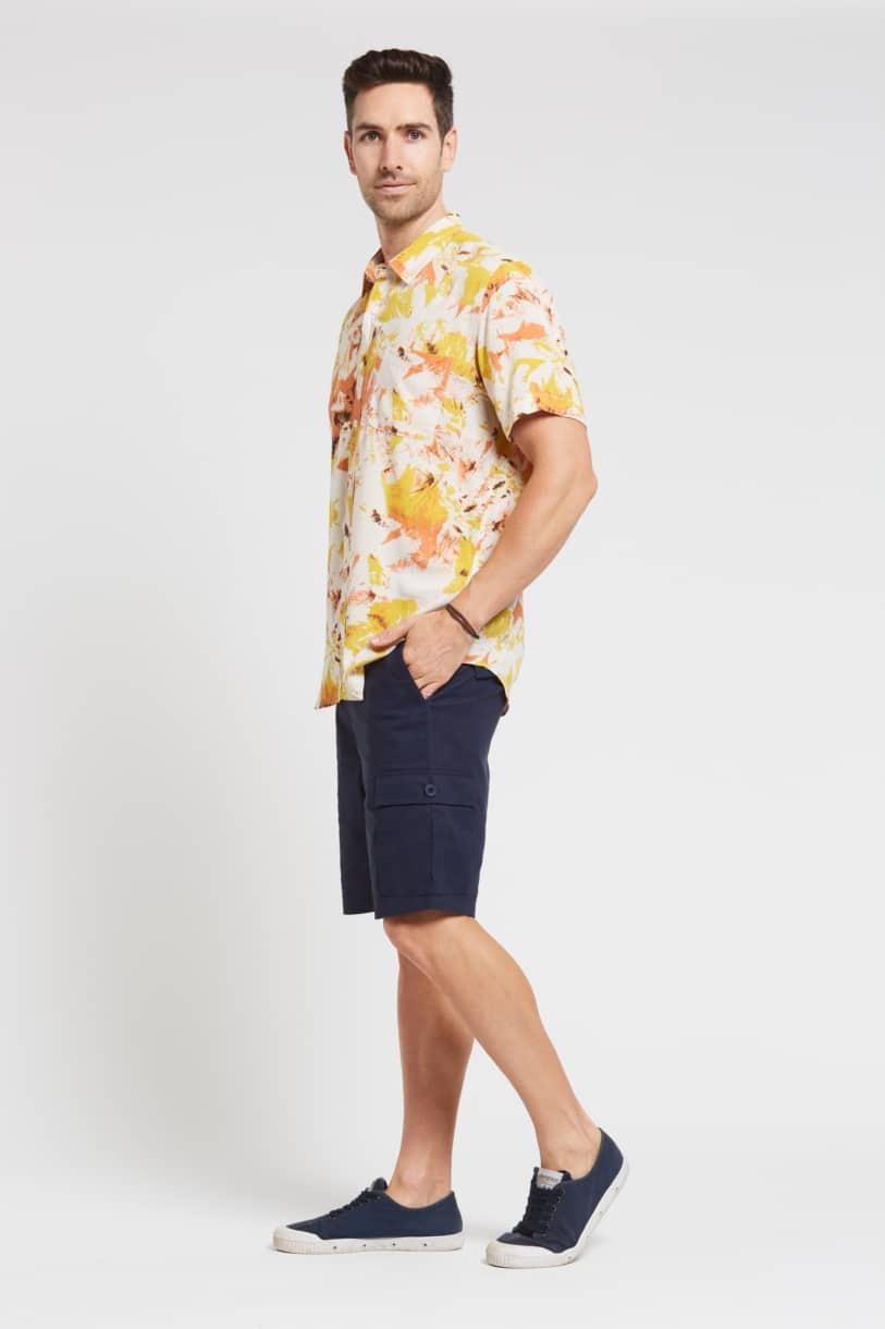 Men's Hemp Shorts