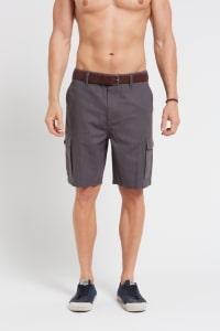 Men's Hemp Cargo Shorts