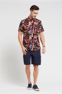 Men's Hemp Funky Shirt