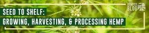 Growing, Harvesting, Processing Hemp
