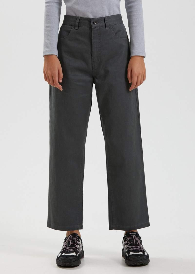 Hemp Grey Pants