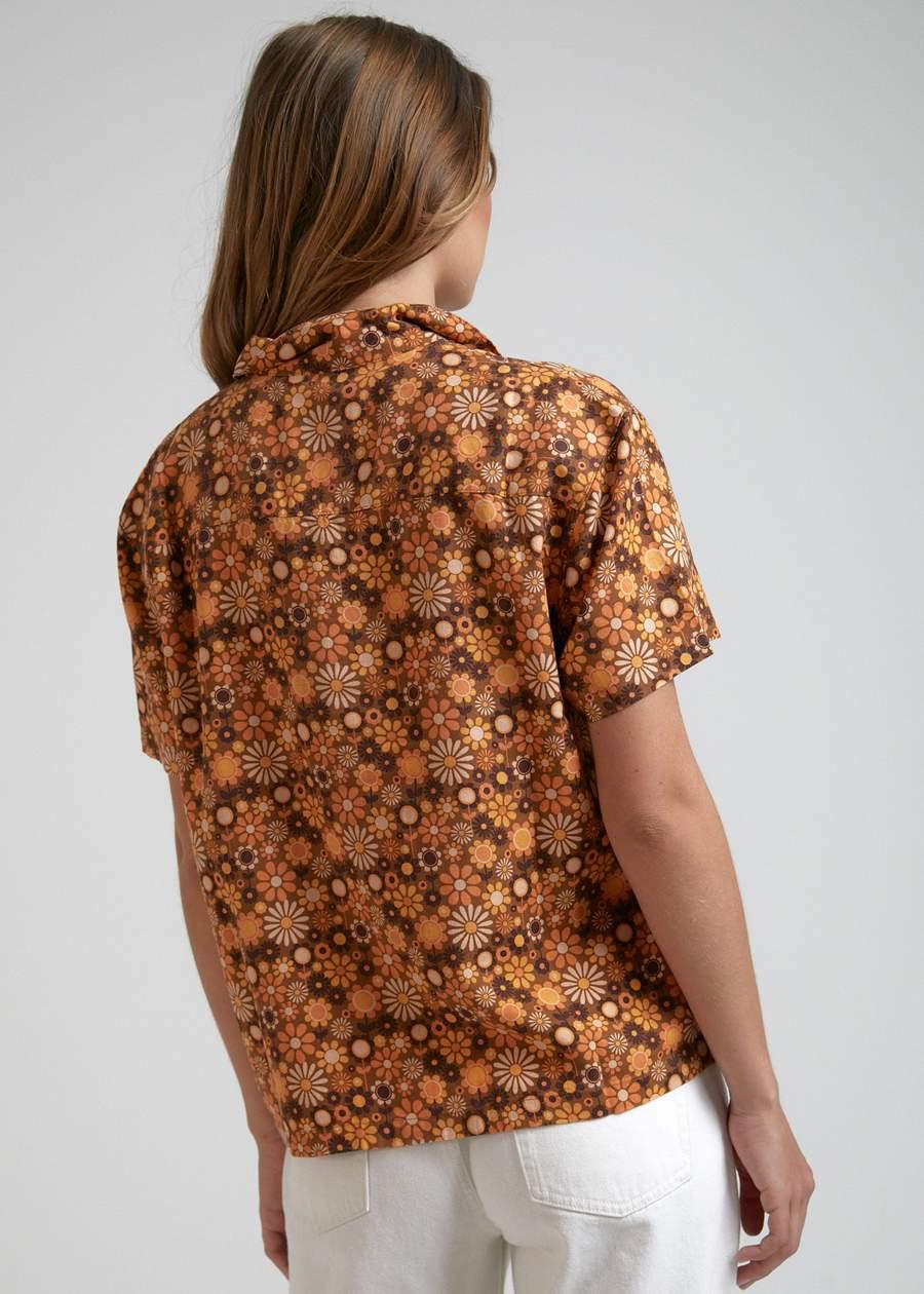 Ladies Hemp Shirt