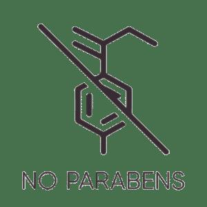 No Parabens icon