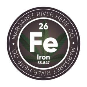 Hemp Seed Oil Iron