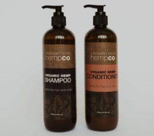 Hemp Shampoo And Conditioner