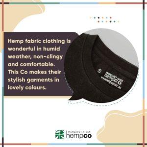 Hemp Clothing Testimonial 2