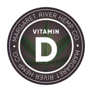 Vitamin D Hemp Seed Oil