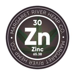 Zinc Hemp Seed Oil
