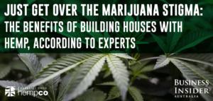 Marijuana stigma