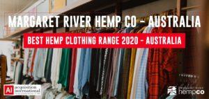 Hemp Clothing Range Australia
