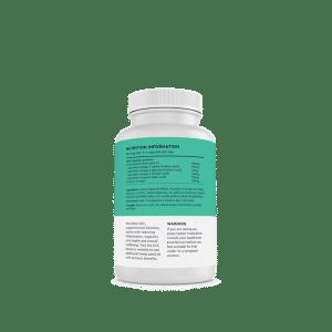 Hemp Seed Oil & Turmeric Capsules