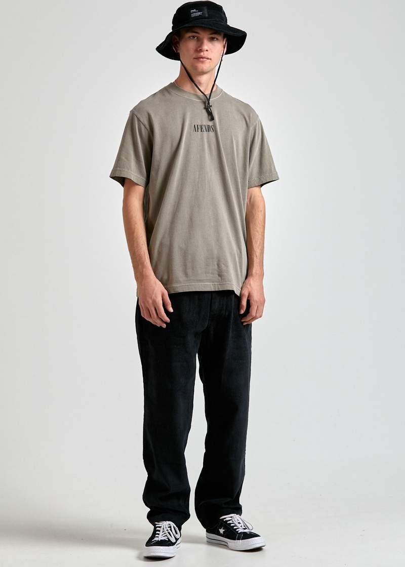 Men's Hemp Cord Pants