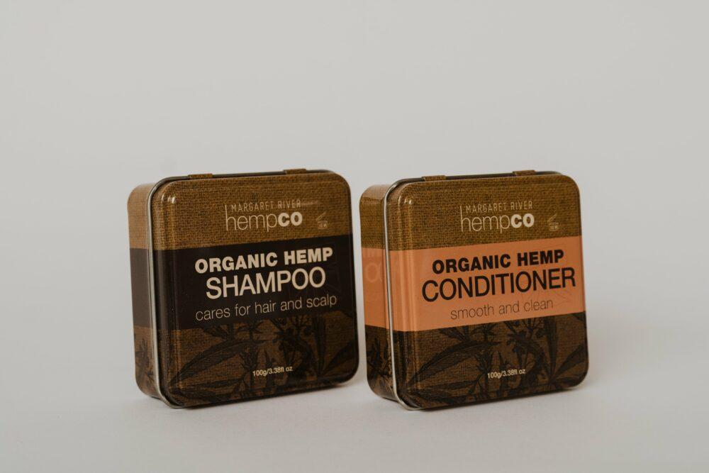 Hemp Shampoo & Conditioner Bar