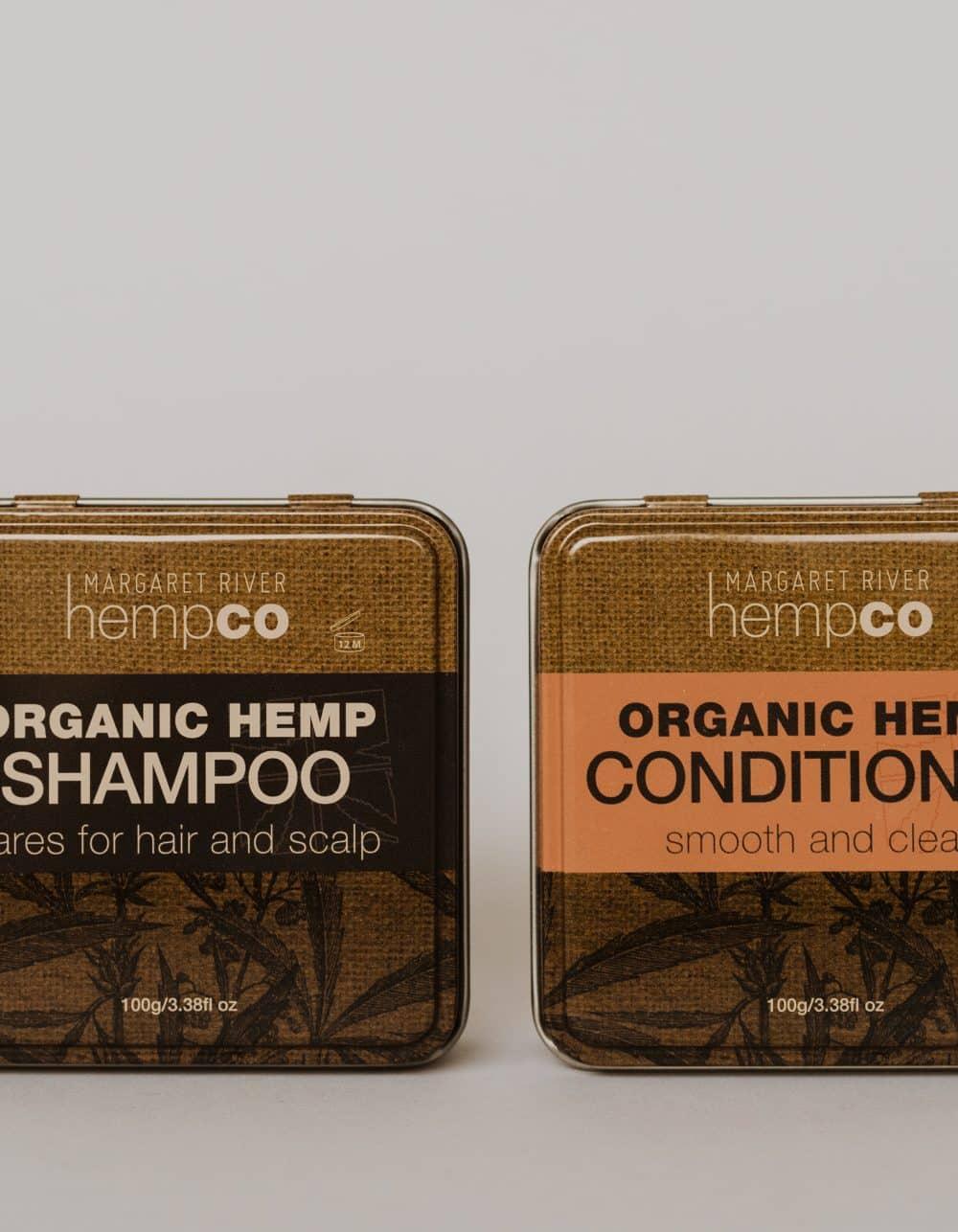 Hemp Shampoo Bar & Conditioner Bar