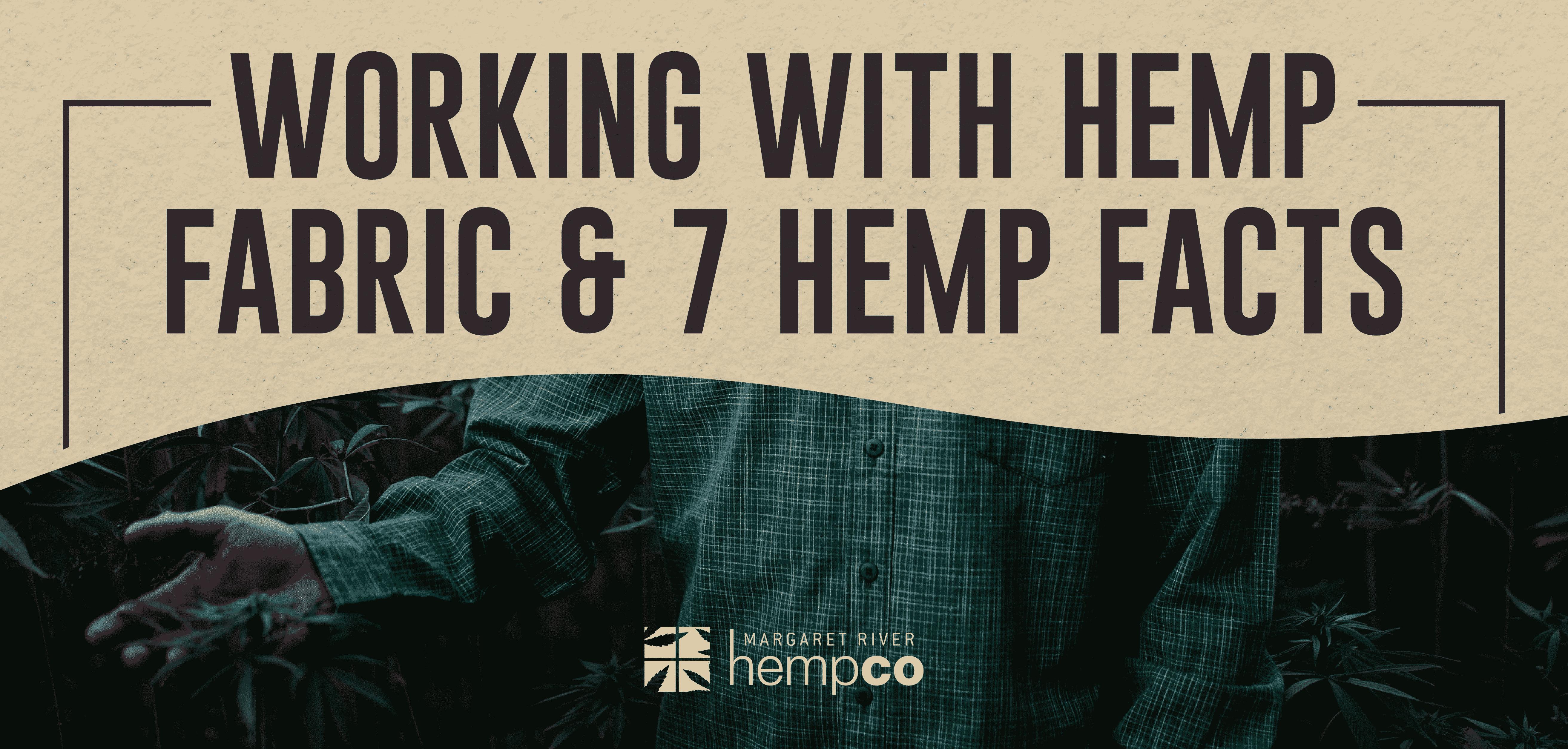 Working with Hemp Fabric