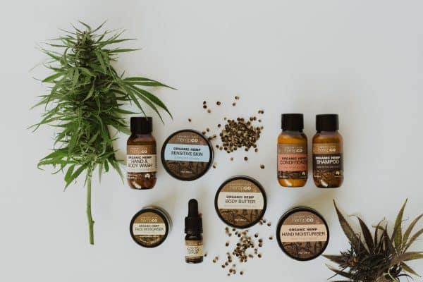 Nutrients For Happy, Healthy Skin – Hemp Seed Oil Benefits