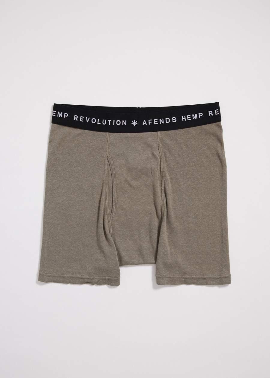 Men's Hemp Boxer Shorts