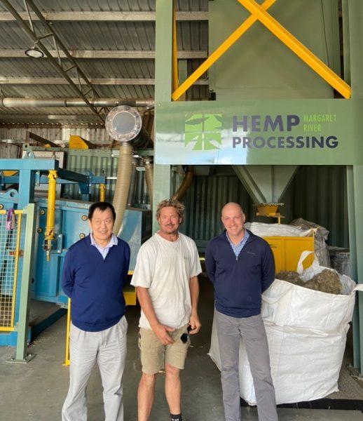 Environmental Benefits of Building with Hempcrete