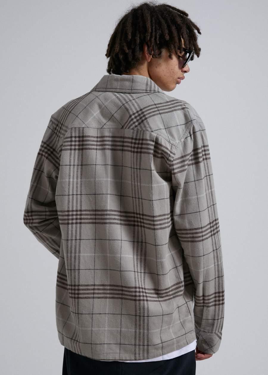Men's Hemp Flannel Shirt