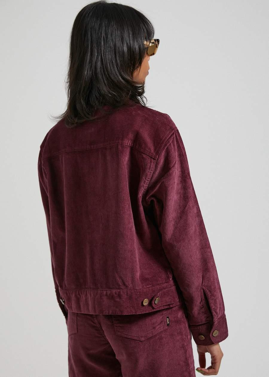 Ladies Hemp Jacket