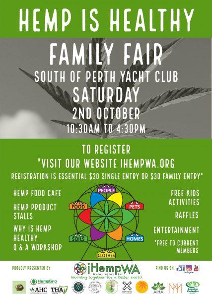 Hemp Is Healthy Family Fair 2021